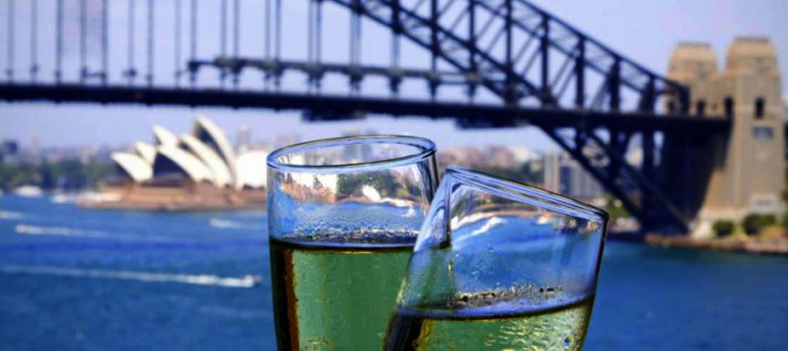 Convicts Castles and Champagne Cruise