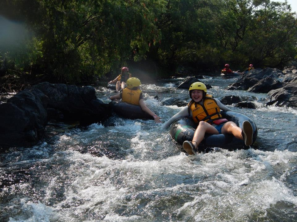 Family Whitewater Rafting & Tubing - day trip - Including Meals & Transfers