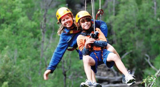 Treetops Adventure Daytime Tours