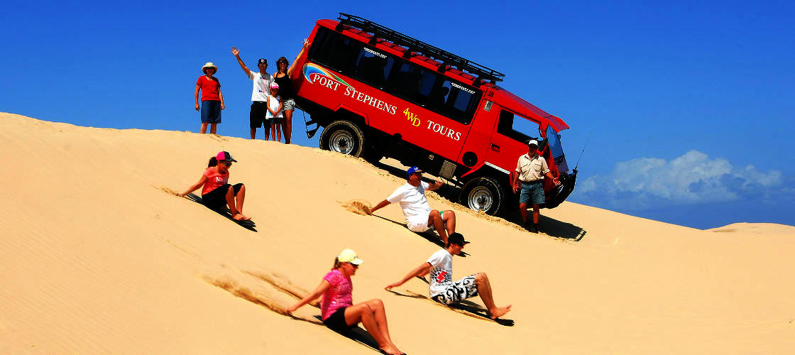 Port Stephens Day Tour from Sydney