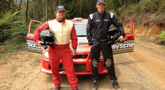 Melbourne Rally Car Experience – Hot Laps