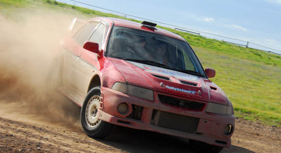 Melbourne Rally Car Experience - 8 Laps Package