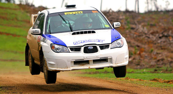 Melbourne Rally Car Experience – 16 Laps Package