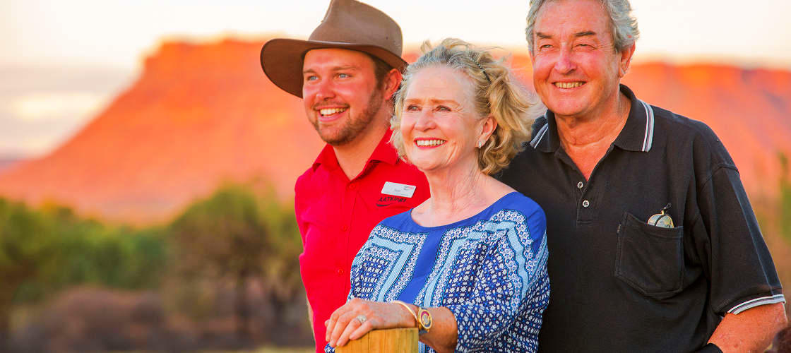 Kings Canyon Full Day Tour from Uluru