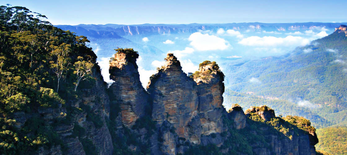 Jenolan Caves and Blue Mountains Tour