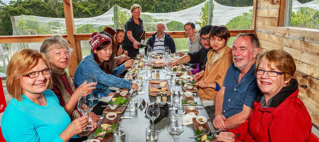 Bruny Island Full Day Tour including Six Course Lunch