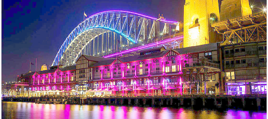 Latin Dinner and Show Cruise on Sydney Harbour