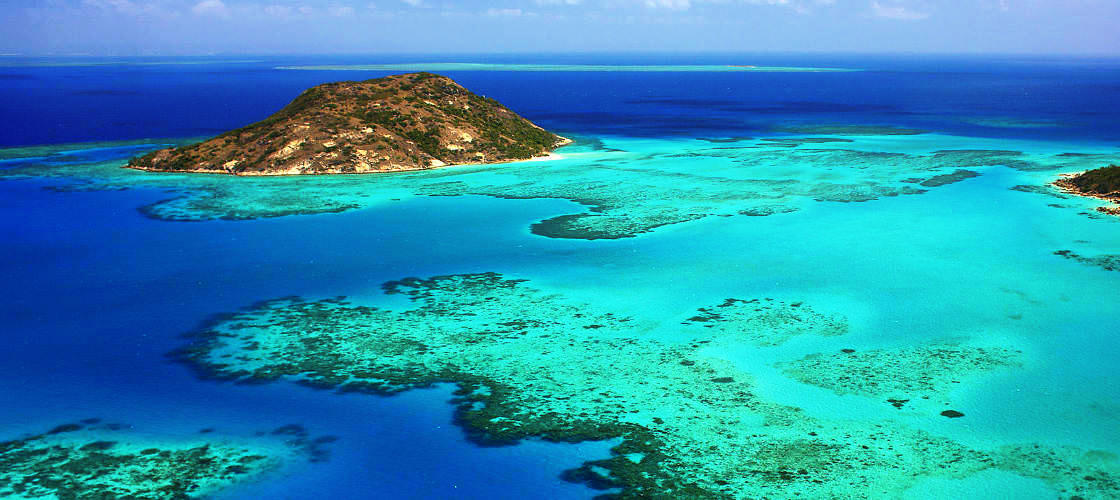 Great Barrier Reef Helicopter Flight - 30 Minutes