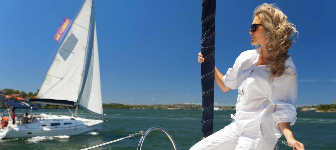 3 Hour Sydney Harbour Sailing Cruise