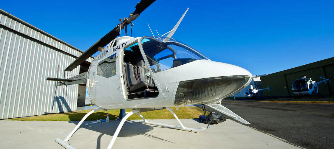 Surfers Paradise Scenic Helicopter Flight