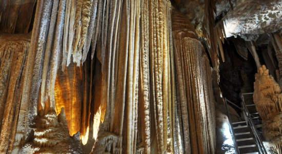 Jenolan Caves Orient Cave Tour