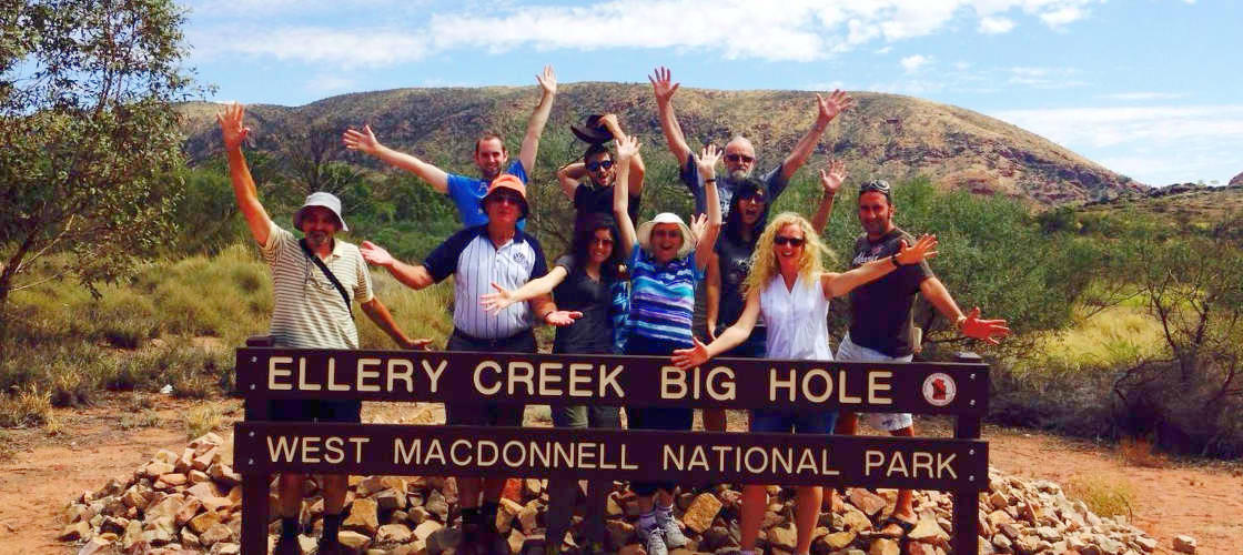 West MacDonnell Ranges Full Day Tour