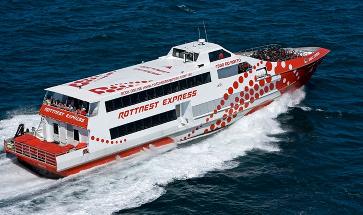 Rottnest Island Ferry Transfers from Fremantle