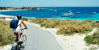 Rottnest Island Day Tour including Bicycle Hire