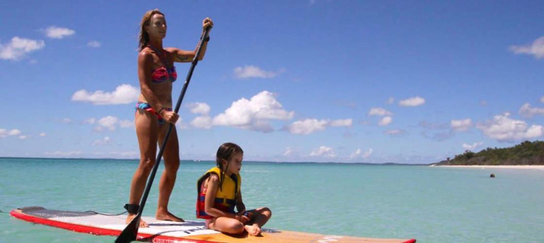 Remote Fraser Island Full Day Tour