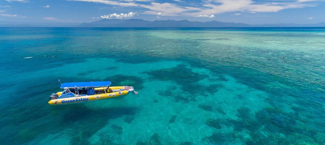 Great Barrier Reef Snorkel Trip from Cape Tribulation