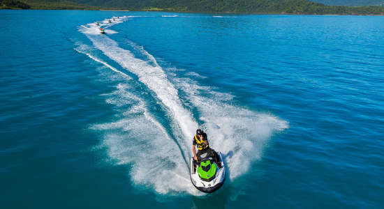 1.5 Hour Jet Ski Tour of Airlie Beach & Pioneer Bay