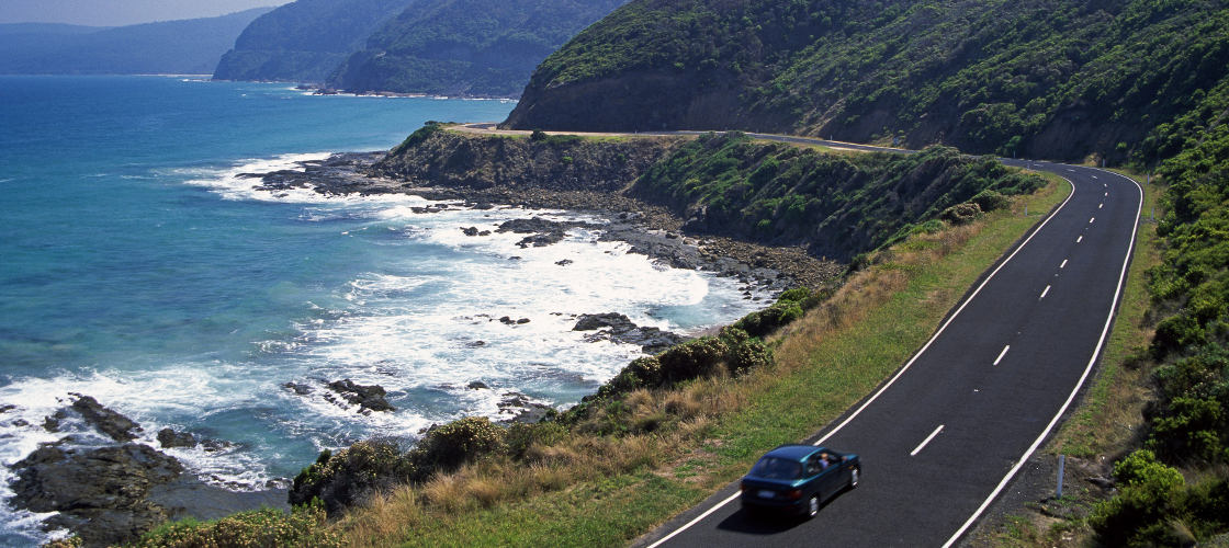 Reverse Great Ocean Road and Rainforest Tour
