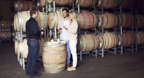 Leeuwin Seven Course Degustation and Tour