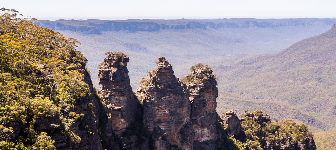 Blue Mountains Day Tour with Featherdale Wildlife Park Entry