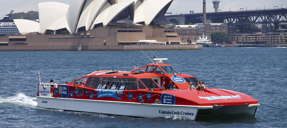 Sydney 4 Attractions Pass with Lunch and Cruise