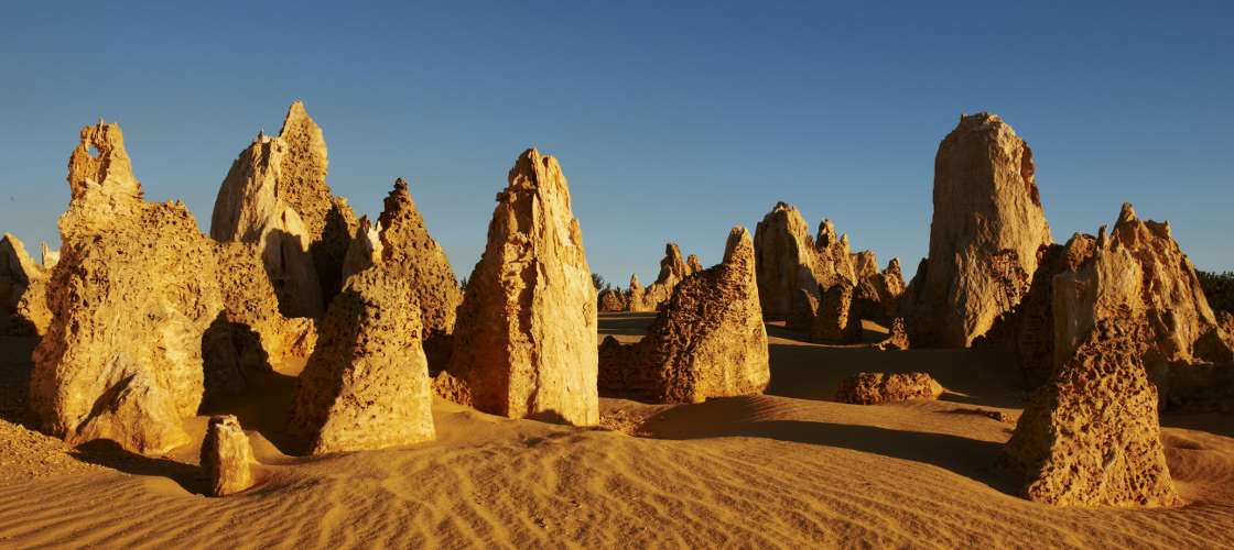 Pinnacles Sunset Dinner and Stargazing Tour From Perth