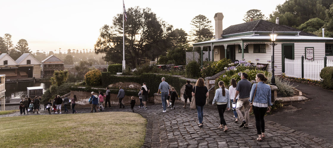 Flagstaff Hill Museum Day Entry
