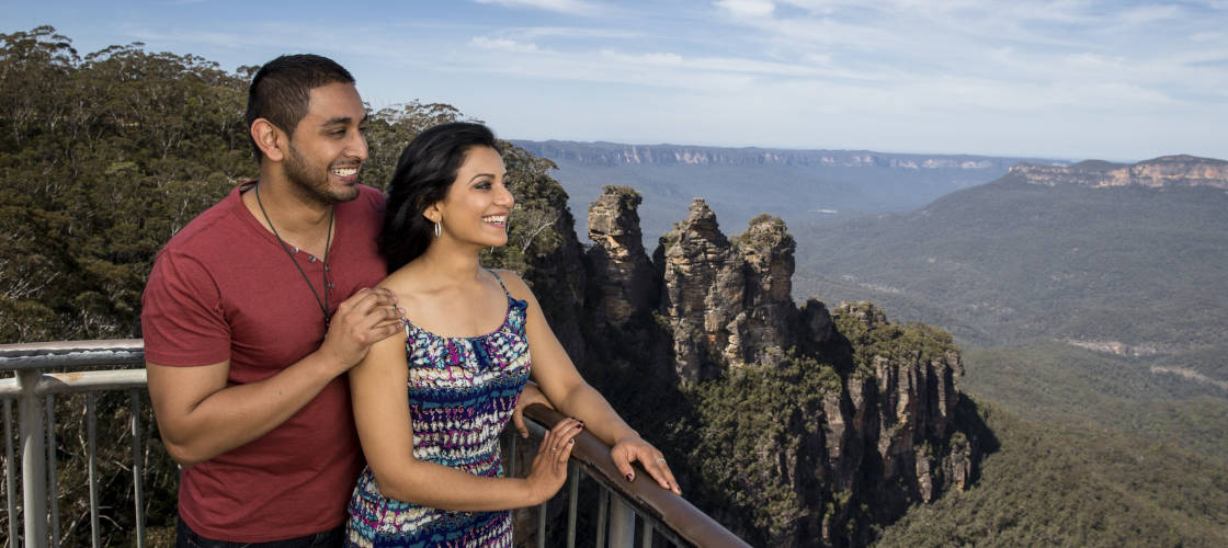 1 Day Blue Mountains & 3 Sisters Sunset Tour