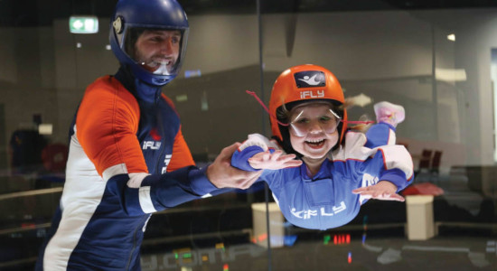 iFLY Indoor Skydiving Penrith – Basic
