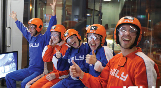 iFLY Indoor Skydiving Penrith - Family and Friends