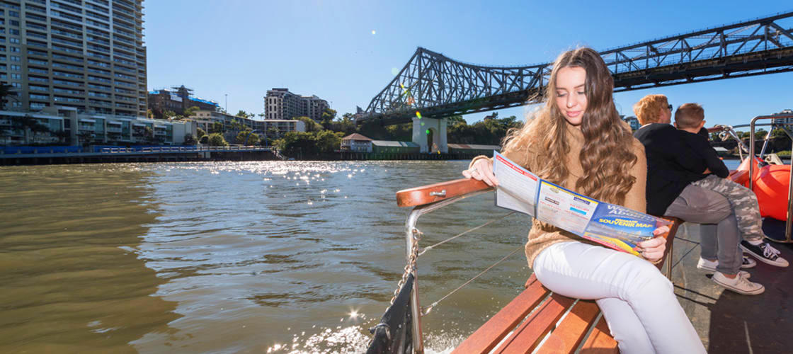Lunch Cruise on the Brisbane River