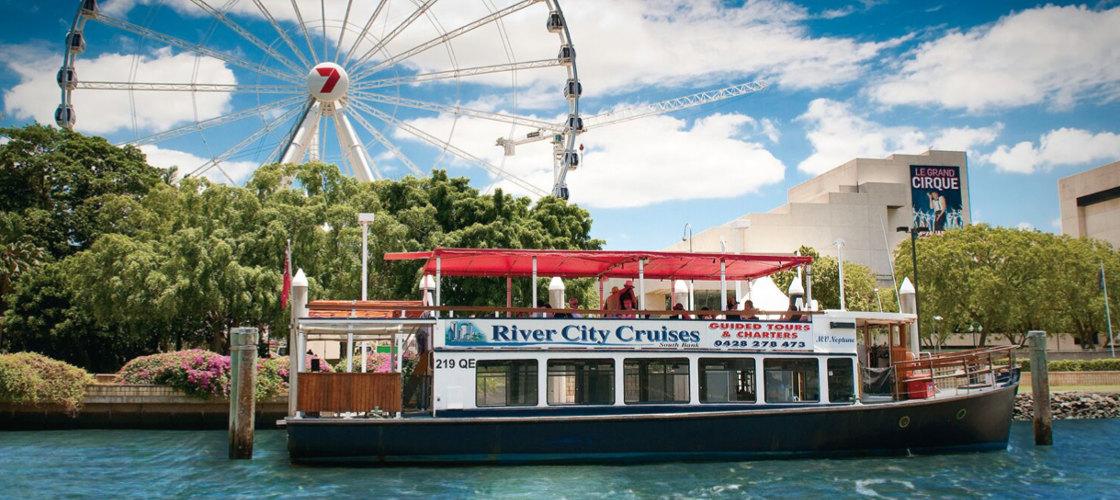Brisbane City Full Day Sightseeing Tour