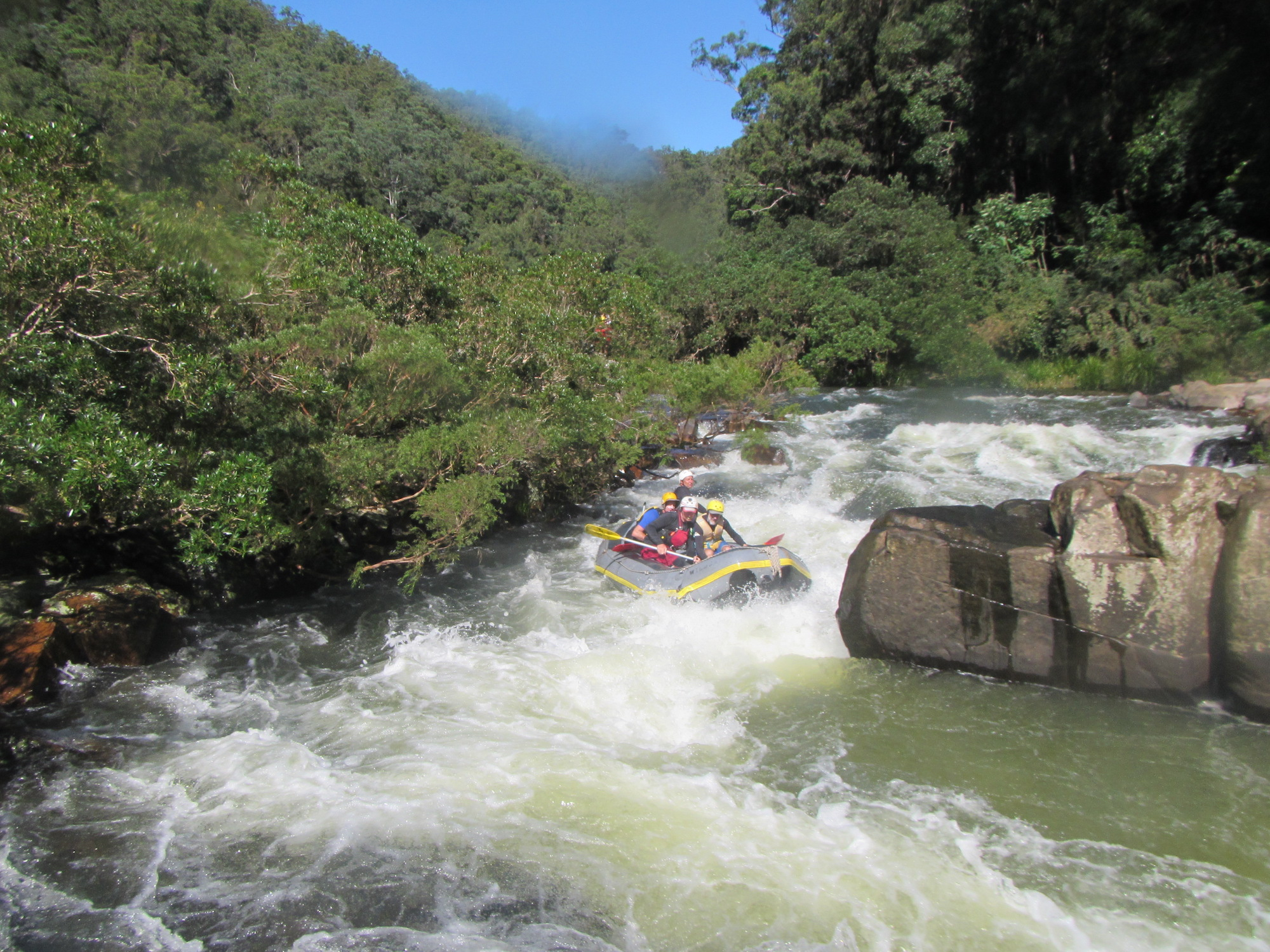 Two Day – Whitewater Rafting – Including Meals & Transfers