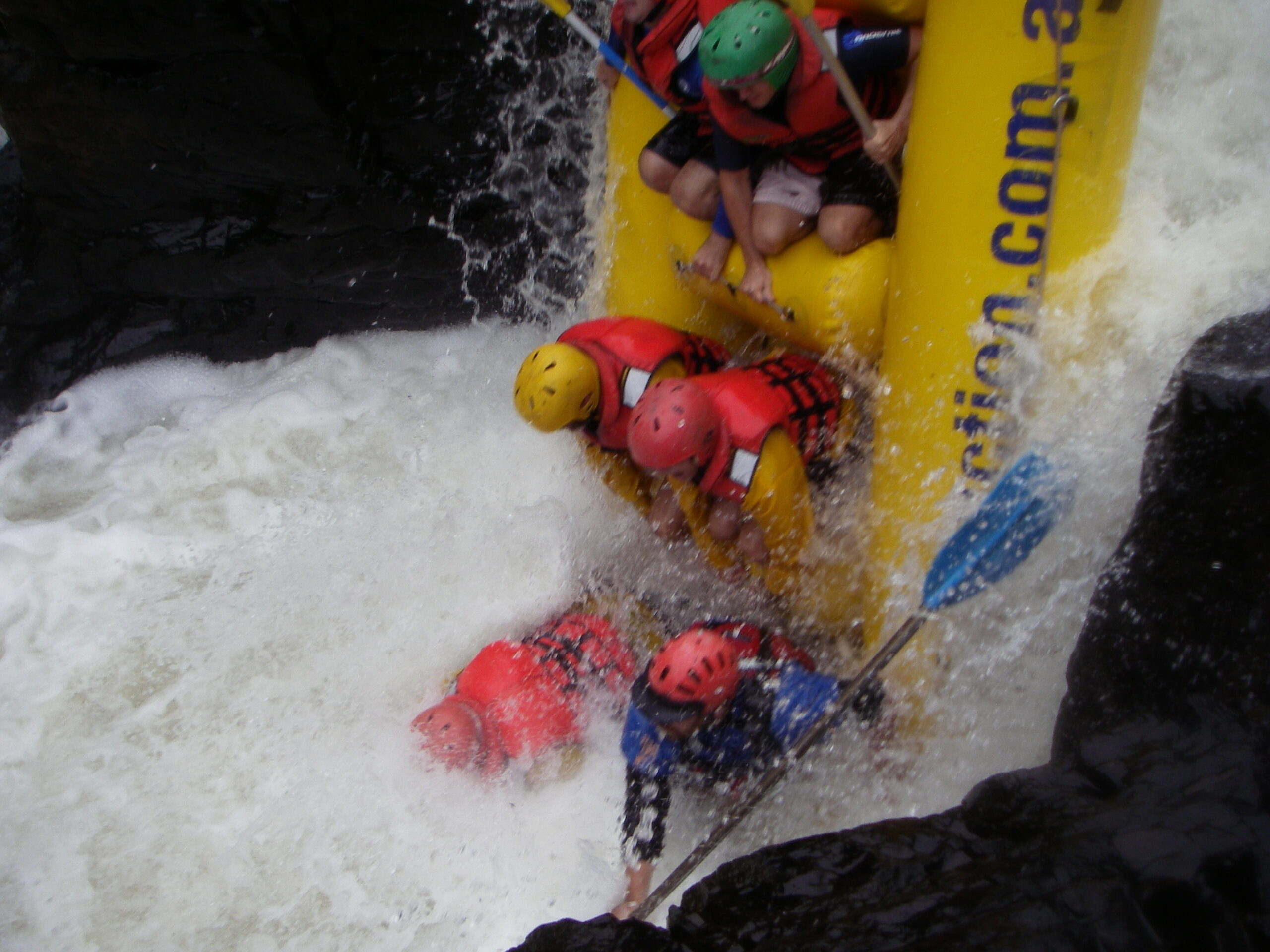 Extreme Whitewater Rafting – day trip – Including Meals & Transfers
