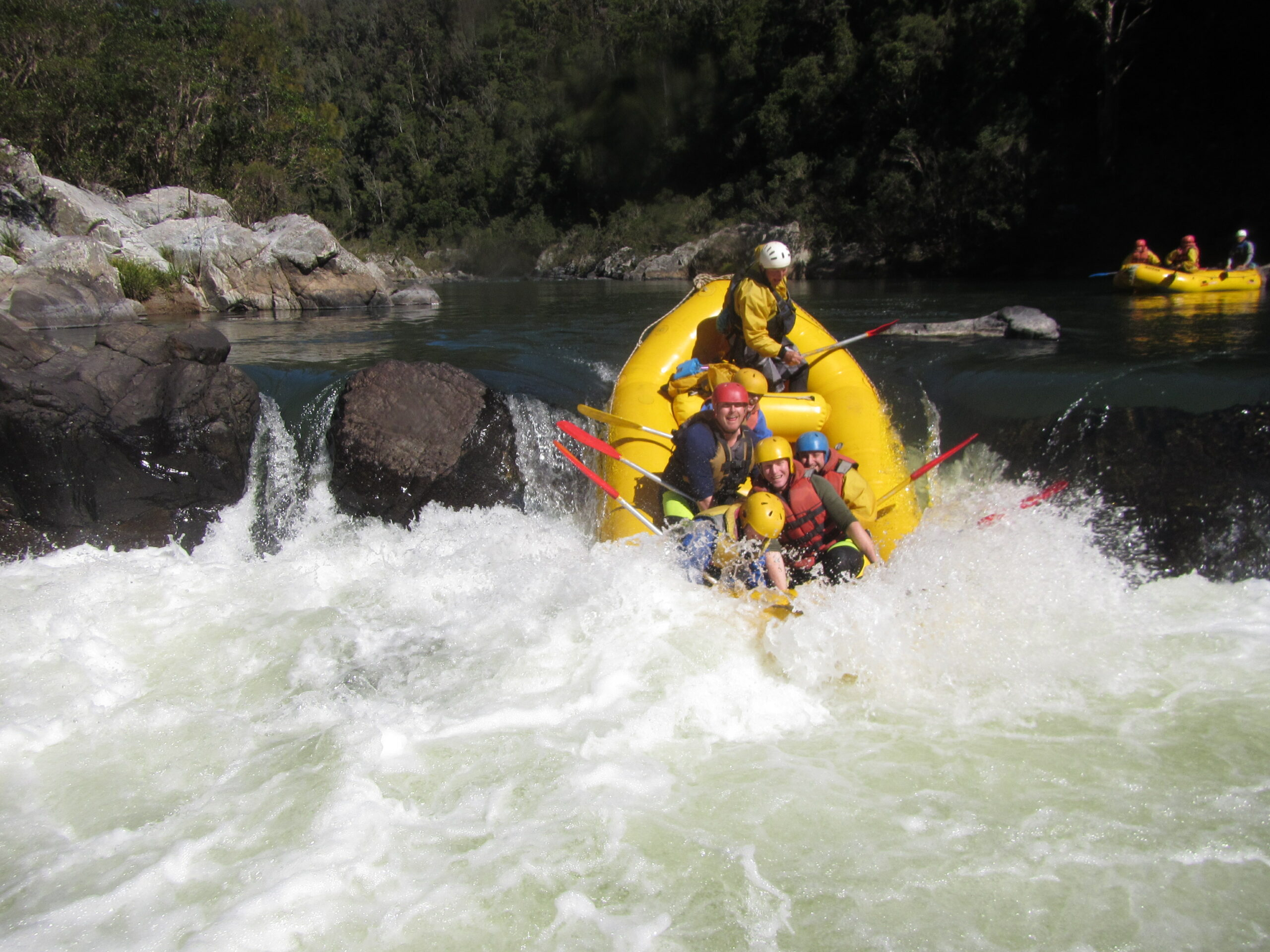 Extreme Whitewater Rafting - day trip - Including Meals & Transfers