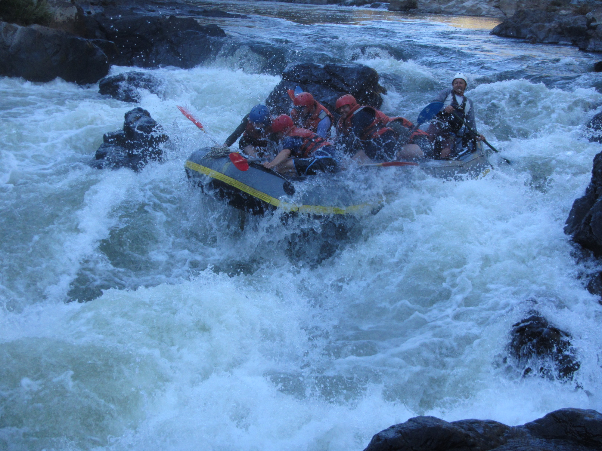 Three Day - Whitewater Rafting - Including Meals & Transfers