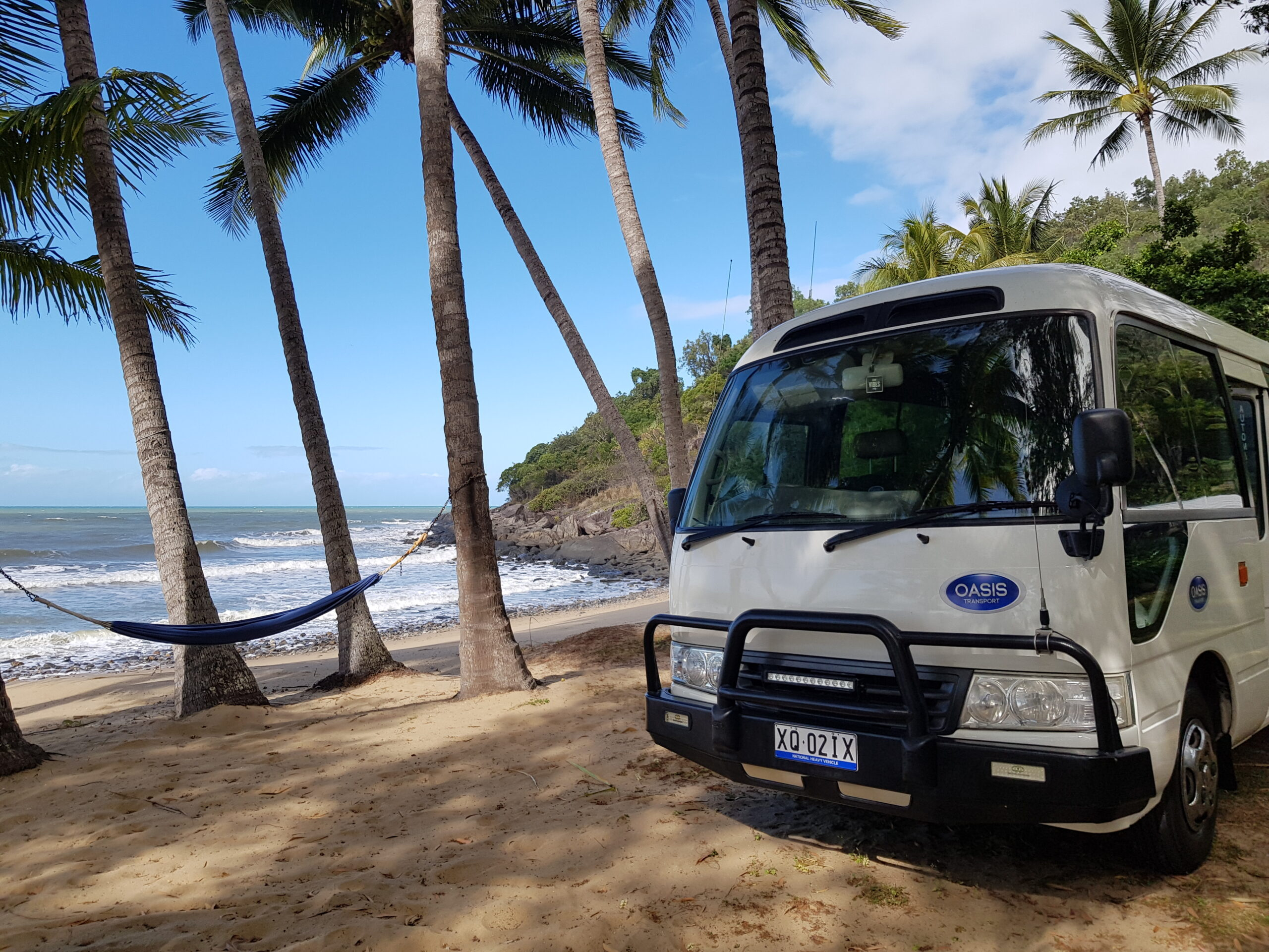 Shuttle – Machans Beach to Port Douglas