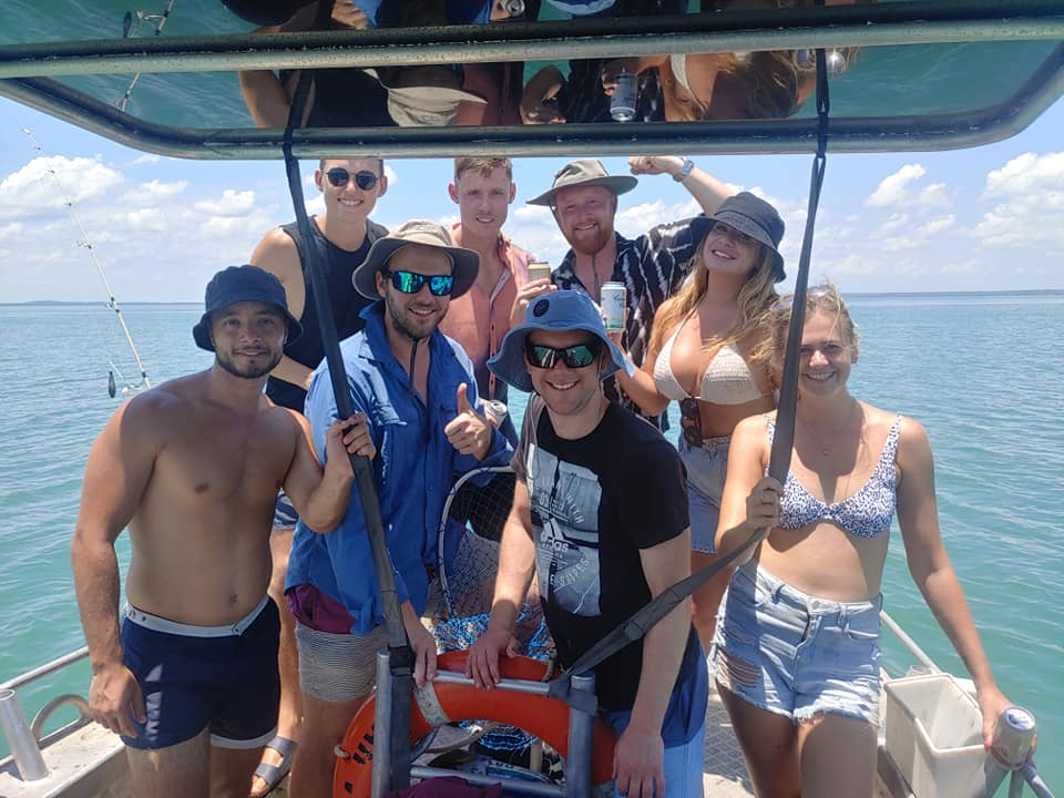 Sole/Group Charter - Half Day