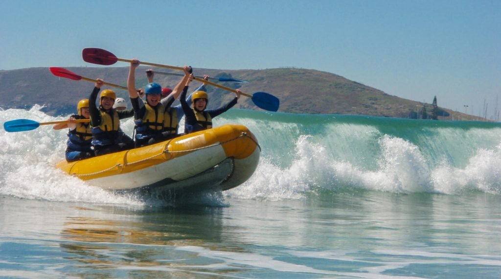 Surf Rafting – 1/2 day