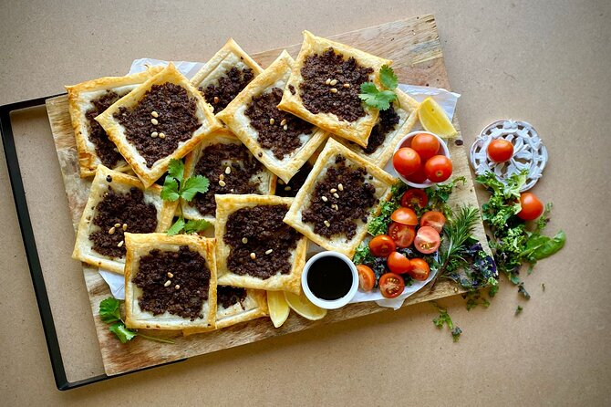 Learn to Cook Authentic Lebanese Cuisine in a Private Class in Melbourne CBD