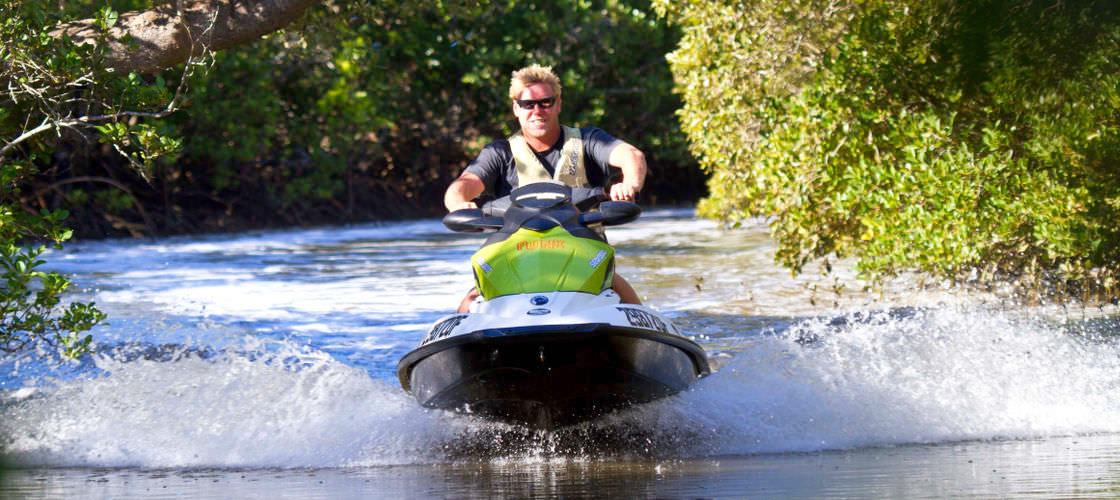 Jet Ski Safari The Ultimate Adventure - 2.5 Hours