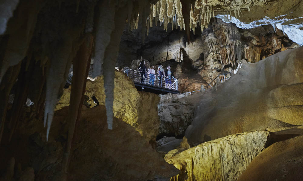 Jewel Cave Guided Tour