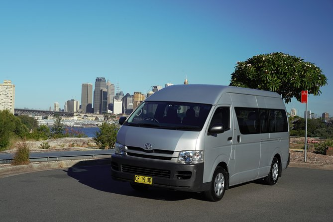 Private Departure Transfer: Hotel or Cruise Port to Sydney Airport