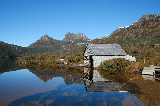 3-Day Tasmania Combo: Launceston to Hobart Active Tour Including Cradle Mountain, Freycinet National Park and Port Arthur
