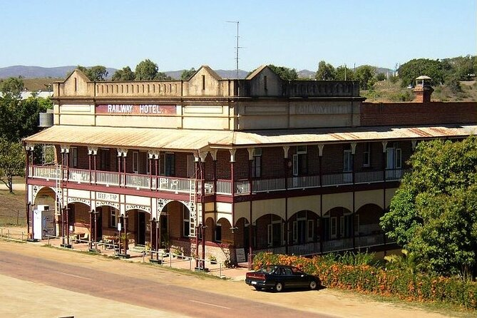 8-Day Outback Experience from Queensland