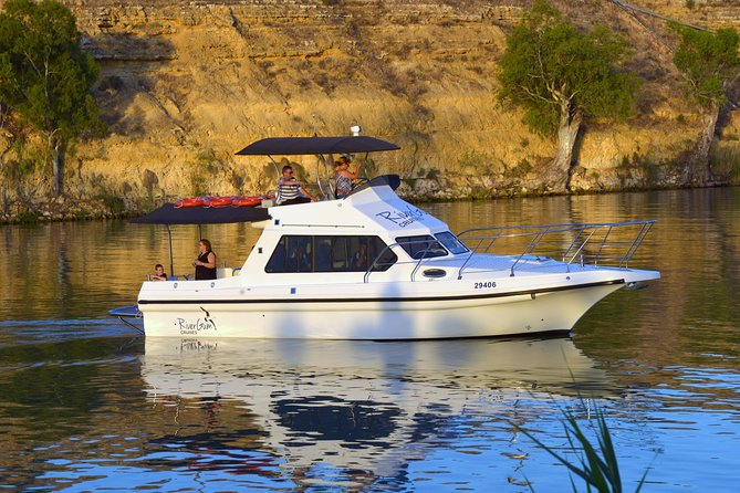 Delightful Murray River Cruises including Lunch