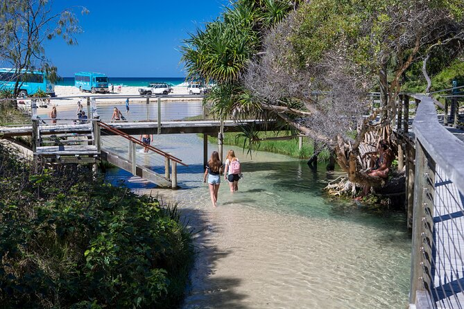 All-Inclusive Fraser Island Day Tour