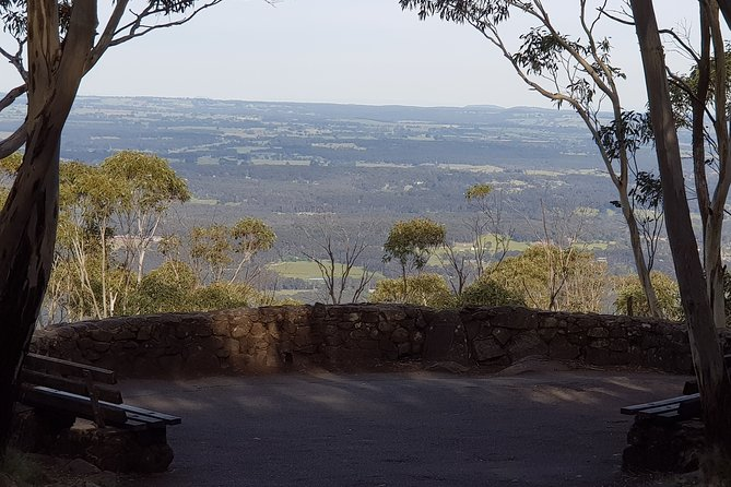Mt Macedon Ranges And Daylesford