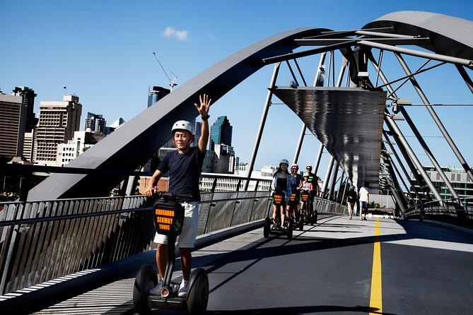 Brisbane Segway Sightseeing Tour