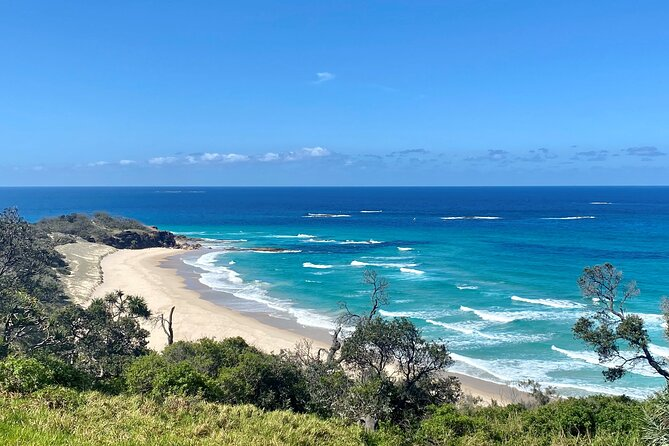 Full-Day Small Group Tour to North Stradbroke Island